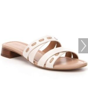 Coach Ariana Women Shoes Size 8 M Sandals MSRP 145
